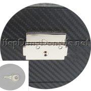 Hộp Đựng 18 Kính Mát Vỏ Da Carbon Mã 930 - TrungBox - Hình 6