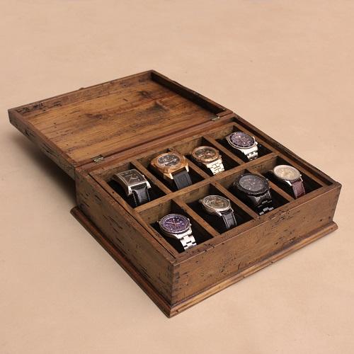 Làm sao để biết bạn đã chọn được mẫu hộp đựng đồng hồ chất lượng? - Hình 2