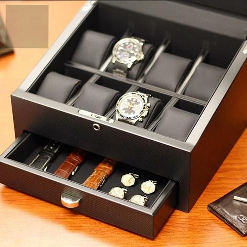 Những điều nên biết khi mua hộp đựng đồng hồ đeo tay - Hình 2