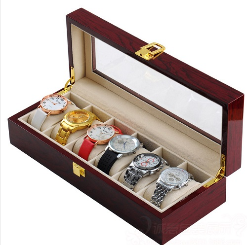 Đây là những mẫu hộp đựng đồng hồ bằng gỗ được ưa chuộng nhất năm - Hình 2