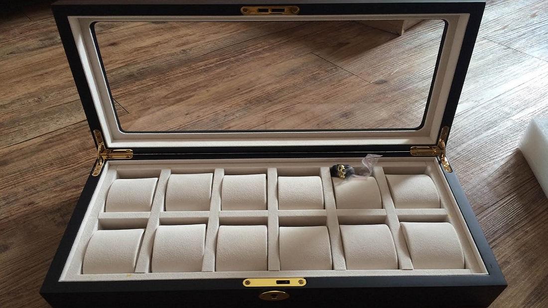 Đây là những mẫu hộp đựng đồng hồ bằng gỗ được ưa chuộng nhất năm