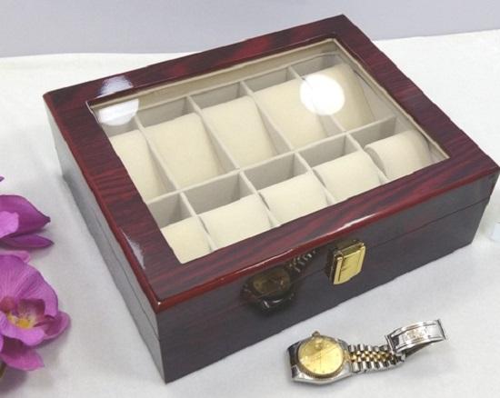 Bạn có đang cần mua 1 chiếc hộp đựng đồng hồ? - Hình 5