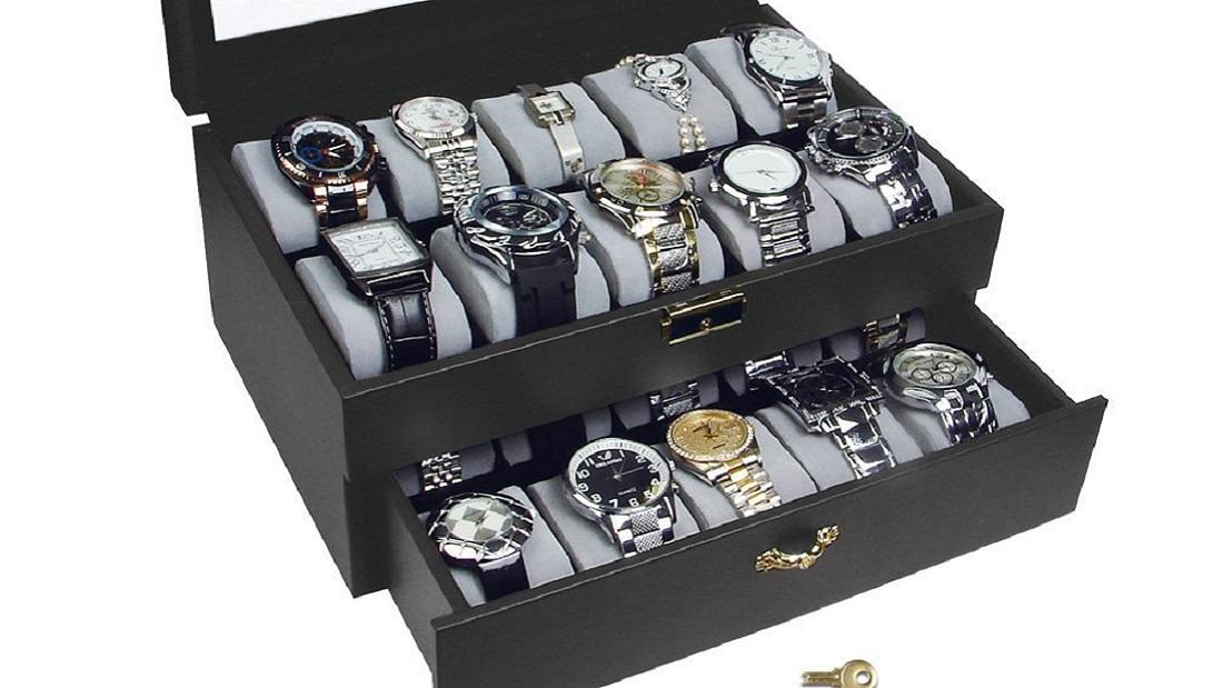 Bạn có đang cần mua 1 chiếc hộp đựng đồng hồ?