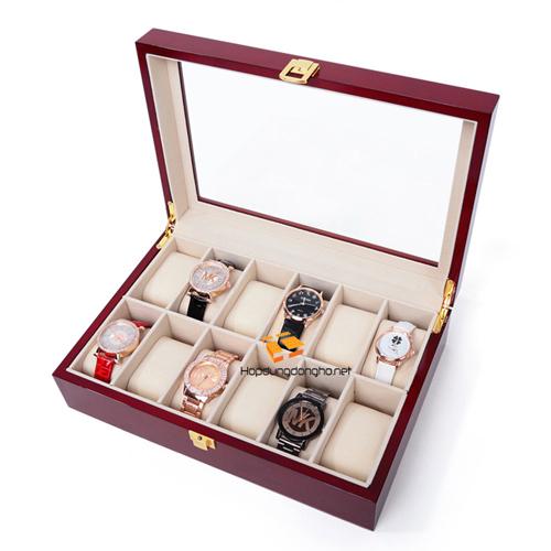 Hộp đựng đồng hồ bằng gỗ và những điều Bạn chưa biết - Hình 2
