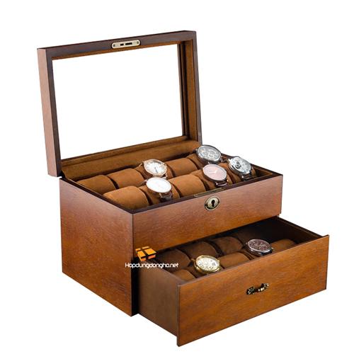 Hộp đựng đồng hồ bằng gỗ và những điều Bạn chưa biết - Hình 3