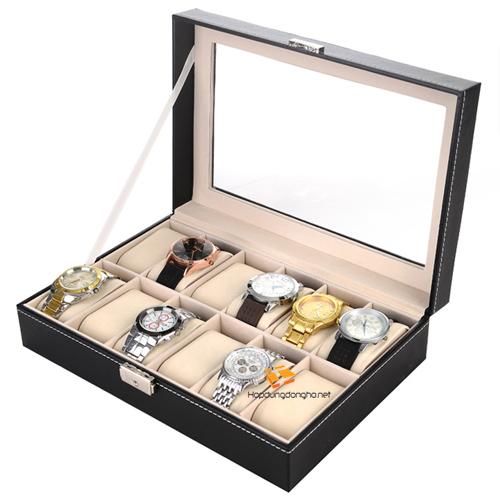 Bạn muốn mua 1 chiếc Hộp đựng đồng hồ bằng da vừa ý? - Hình 8