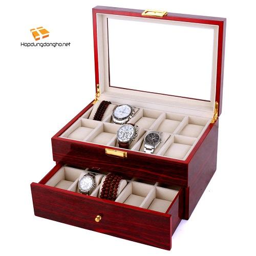 Những thắc mắc thường gặp về hộp đựng đồng hồ - Hình 3
