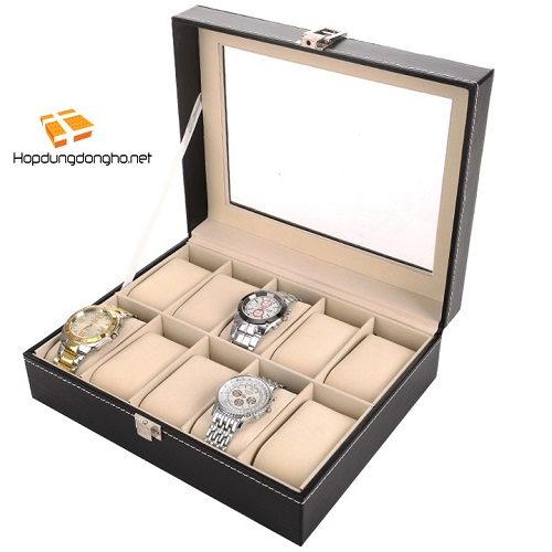 Những thắc mắc thường gặp về hộp đựng đồng hồ - Hình 5