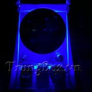 Hộp Lắc Đồng Hồ 2 Cơ 3 Trưng Bày Vỏ Gỗ Sơn Mài (Đèn LED) - Mã 823EC | TrungBox - Hình 10